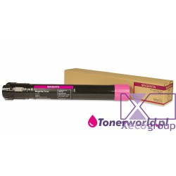 Xerox toner rmx regenerated ph phaser 7800 106r01567 magenta