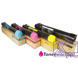 lexmark toner set cmyk cyan magenta yellow black c950 x950 rmx regenerated