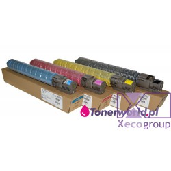 Toner set CMYK RMX do Ricoh...