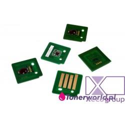 CYAN toner chip COMPATIBLE...