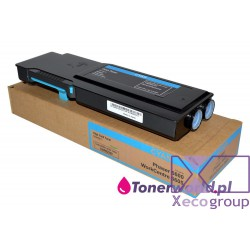Xerox toner rmx regenerated wc workcentre 6605 ph phaser 6600 106r02229 cyan