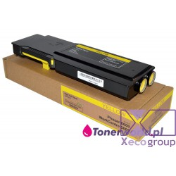 Xerox toner rmx regenerated wc workcentre 6605 ph phaser 6600 106r02231 yellow