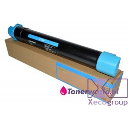 Xerox toner rmx regenerated wc workcentre 7425 7428 7435 006r01398 cyan