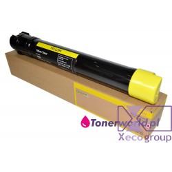 Xerox toner rmx regenerated wc workcentre 7425 7428 7435 006r01392 yellow