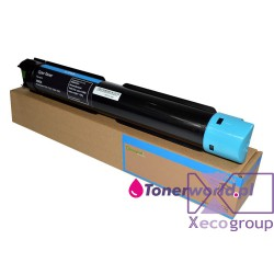 Xerox toner rmx regenerated wc workcentre 7120 7125 7220 7225 006r01460 cyan
