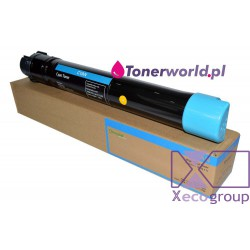 Xerox toner rmx regenerated wc workcentre 7500 7800 cyan 006r01520