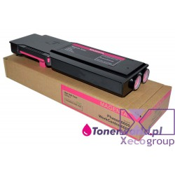 Xerox toner rmx regenerated wc workcentre 6605 ph phaser 6600 106r02238 magenta