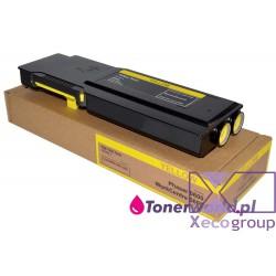 Xerox toner rmx regenerated wc workcentre 6605 ph phaser 6600 106r02239 yellow