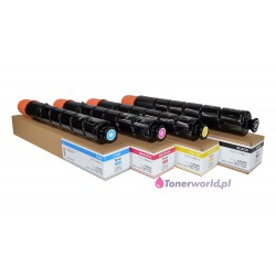 CMYK toner C-EXV 29 RMX for...
